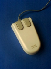 1985: mouse IBM