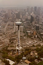 Seattle dall'alto