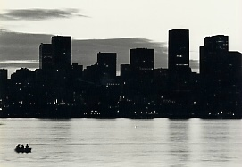 skyline di Seattle